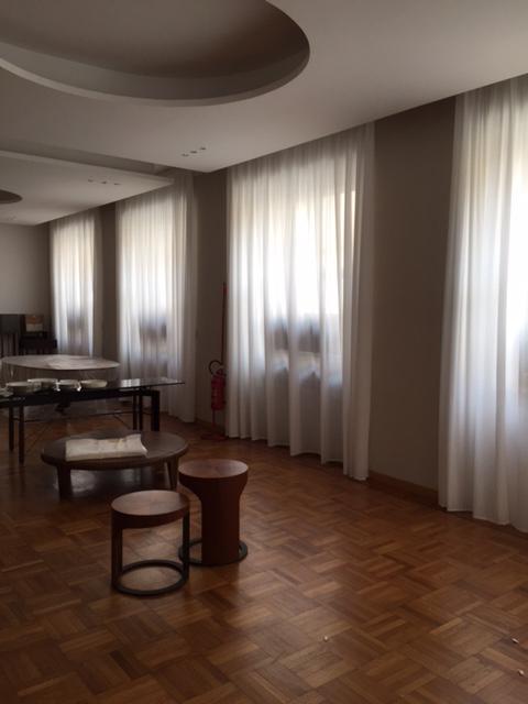 Allestimento Show Room Giorgetti spa - Serbelloni - Milano